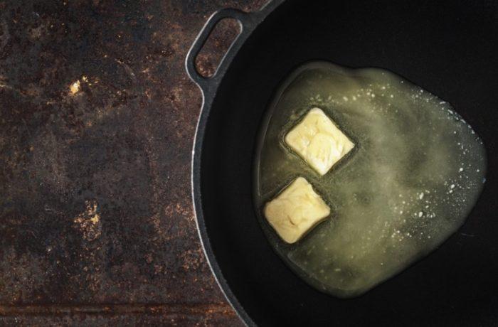 Masło ghee (klarowane)