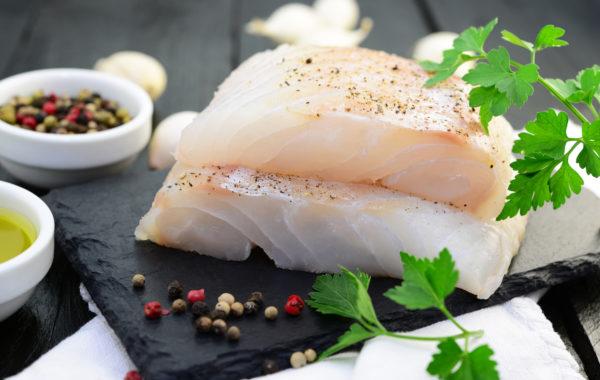Ryba pieczona marynowana
