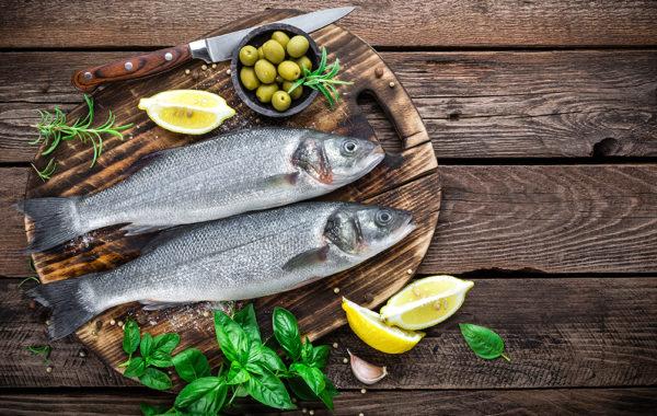 Ryba pieczona